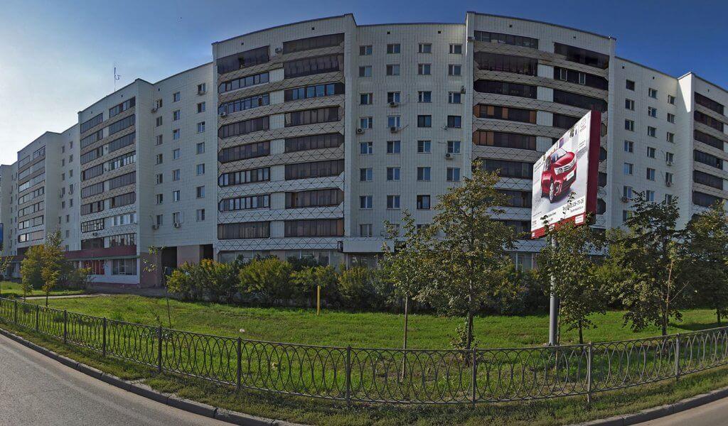 ФСС №3 по Московскому району Казани
